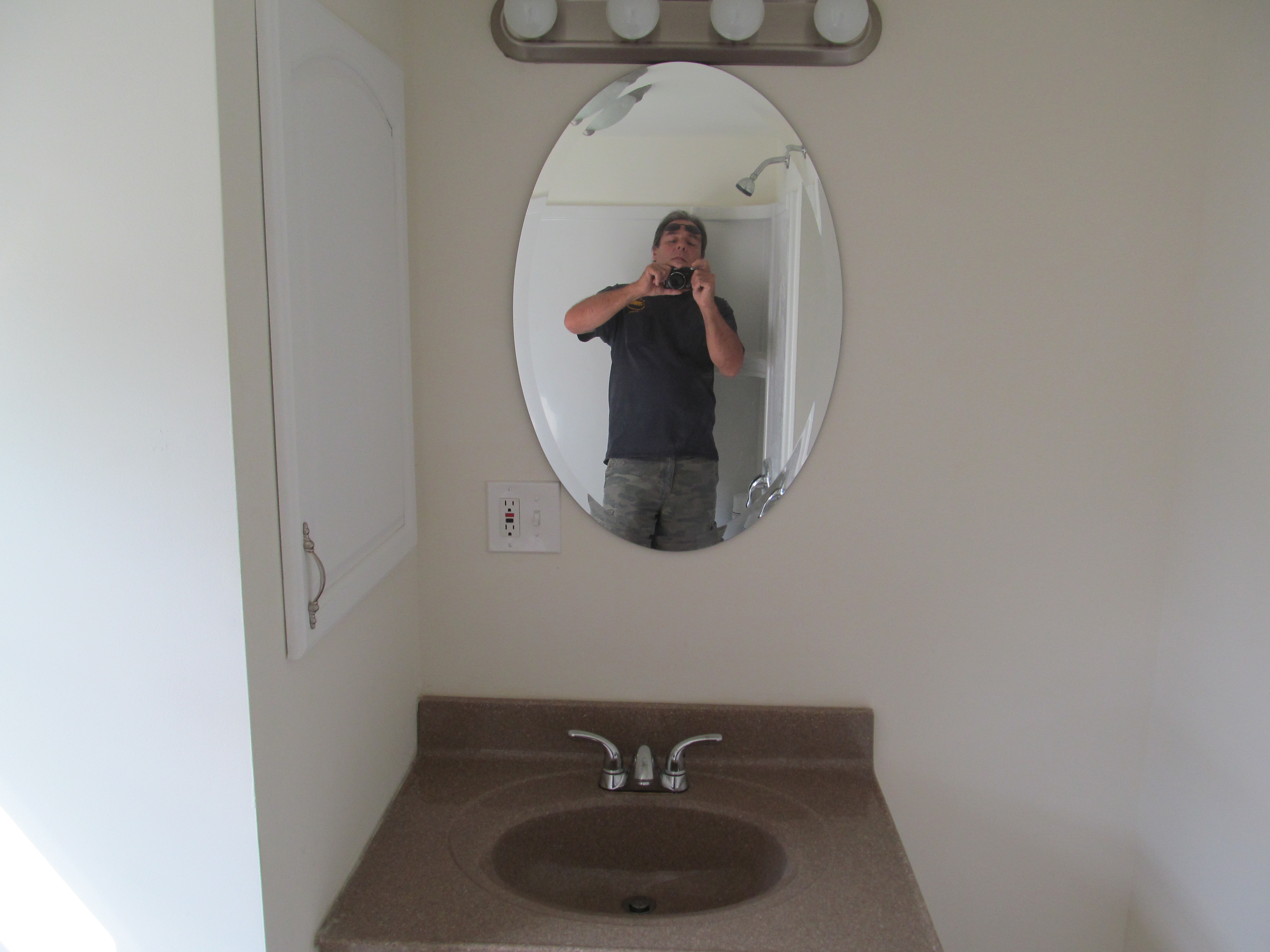 mobile home improvement bathroom sink