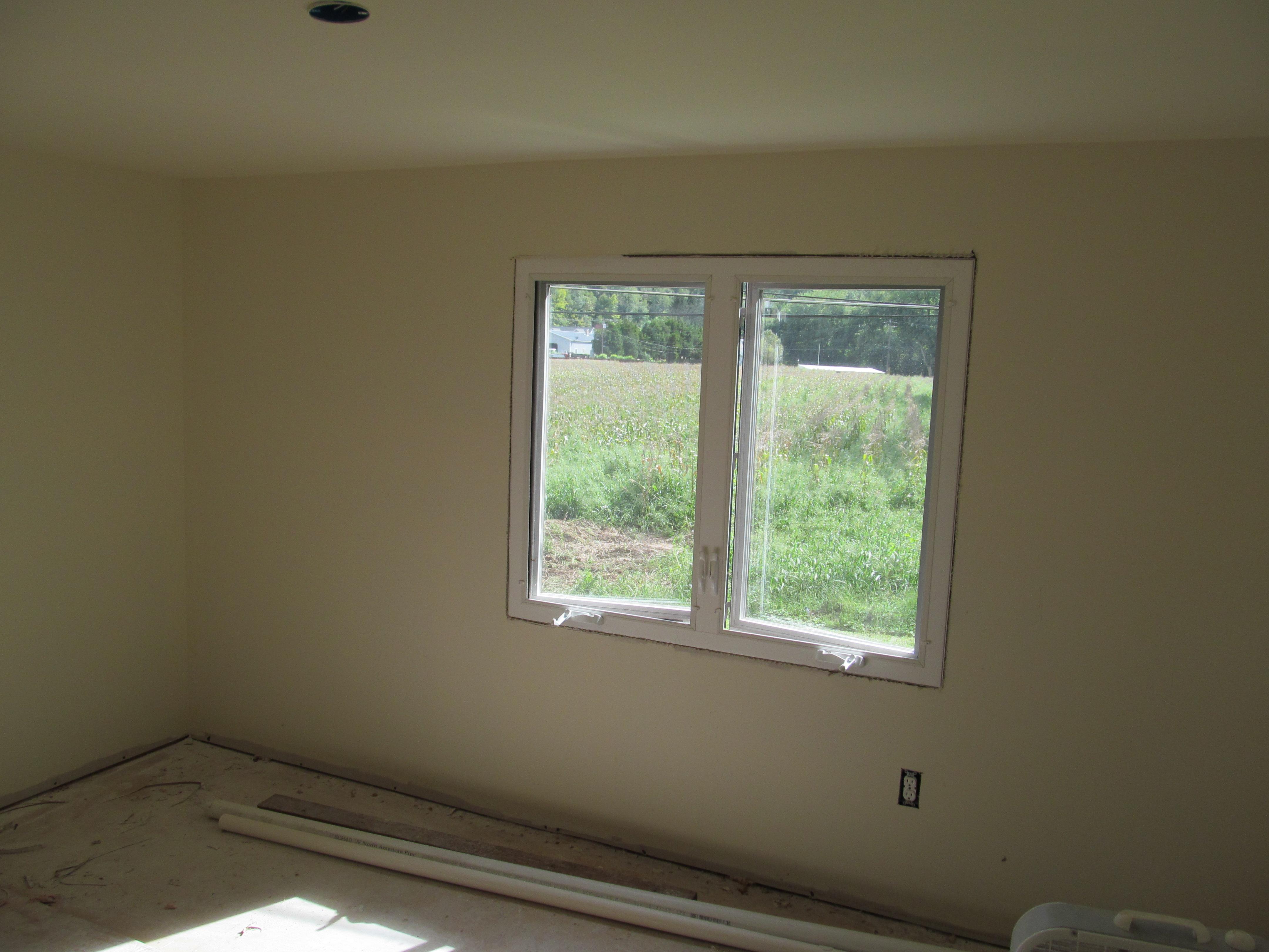 mobile home improvement interior room windows