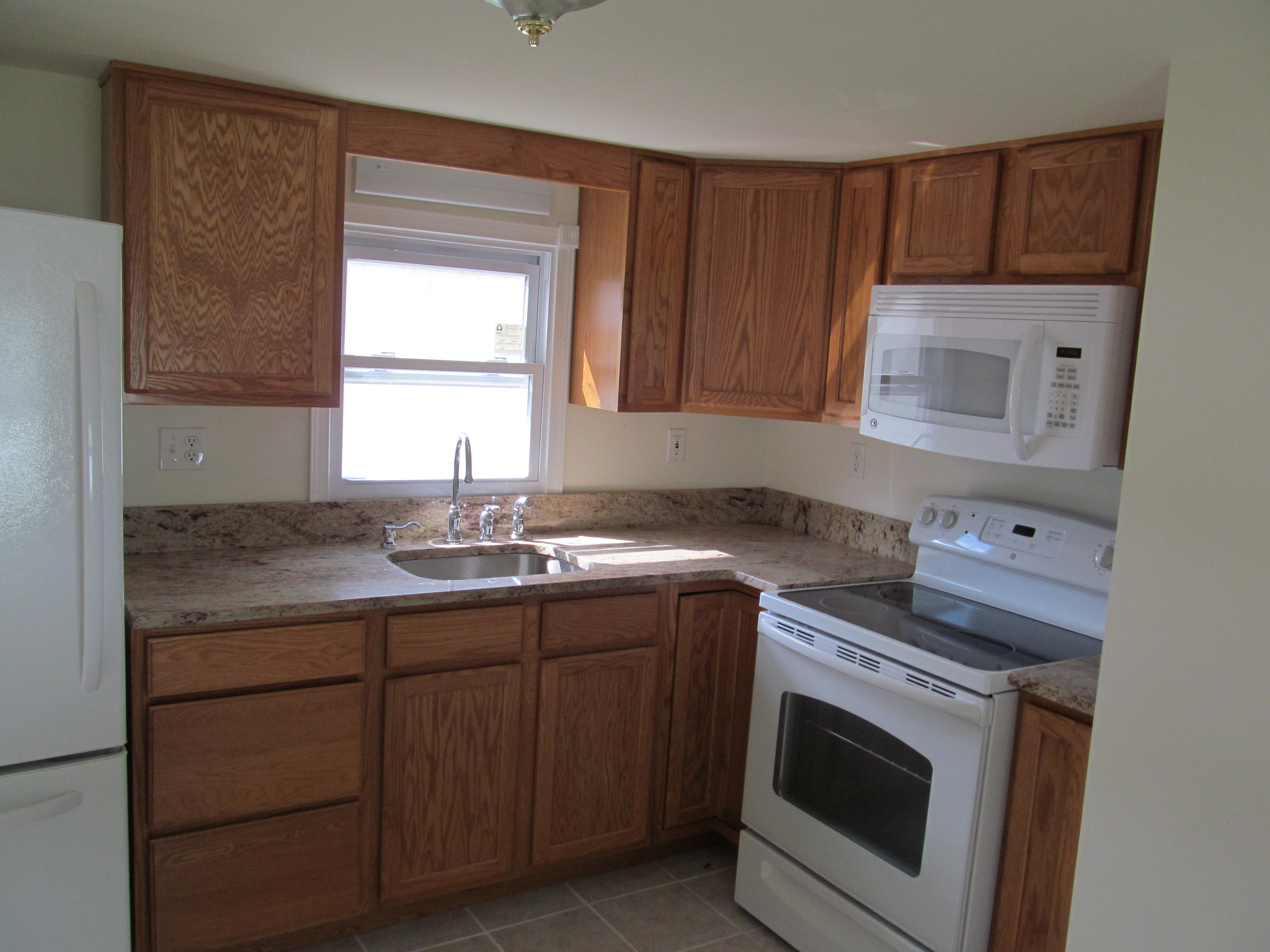 mobile home improvement kitchen sink