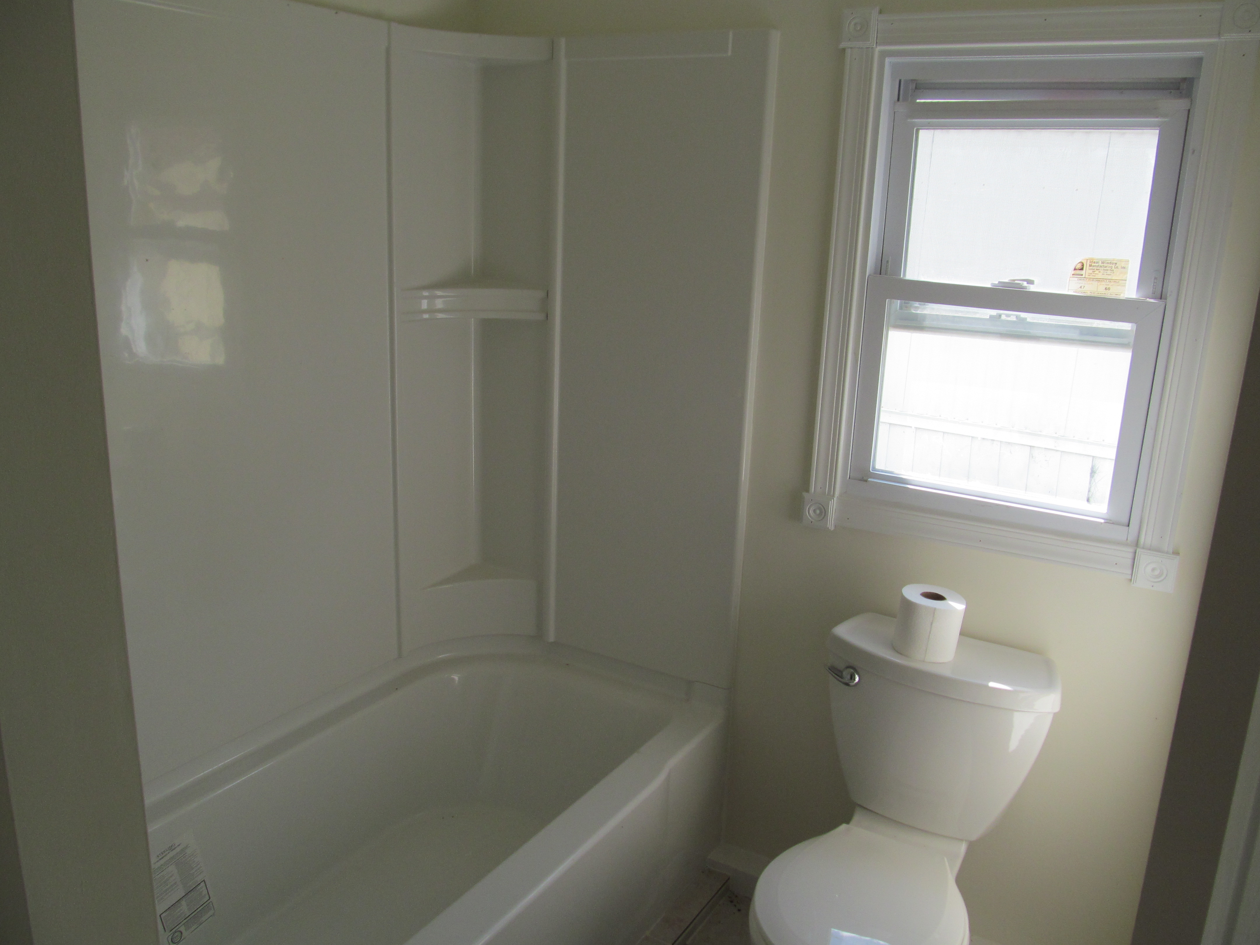 mobile home improvement bathroom