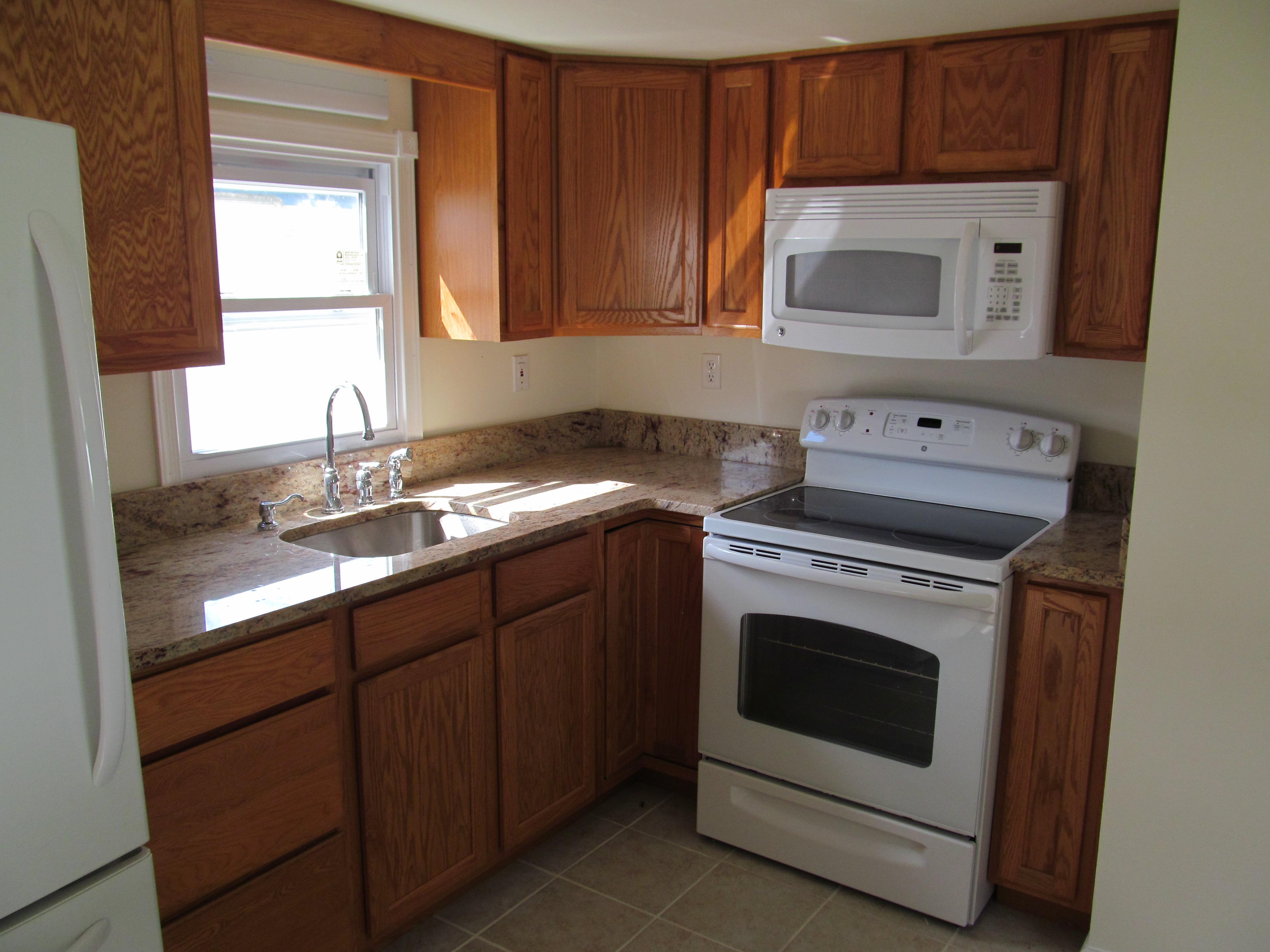 mobile home improvement kitchen range